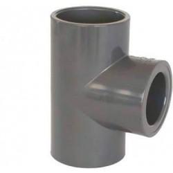 PVC tvarovka - T-kus 90° redukovaný 315 x 160 mm