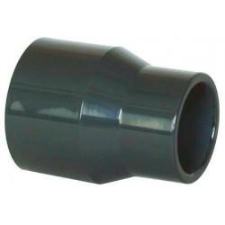 PVC tvarovka - Redukce dlouhá 63–50 x 25 mm