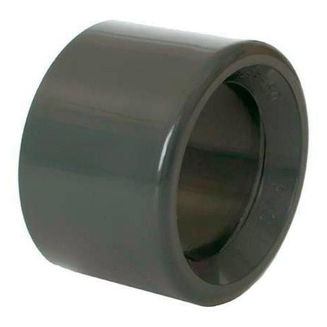 PVC tvarovka - Redukce krátká 50 x 48 mm