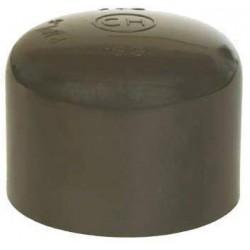 PVC tvarovka - Zátka 75 mm