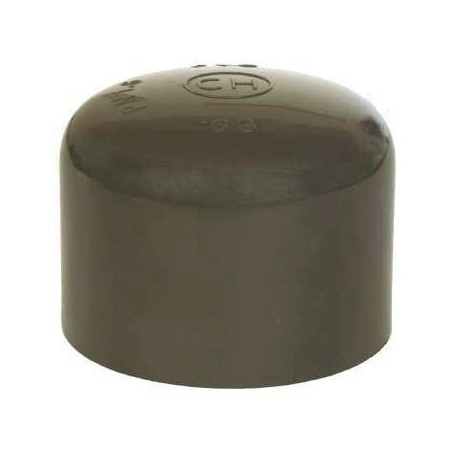 PVC tvarovka - Zátka 200 mm