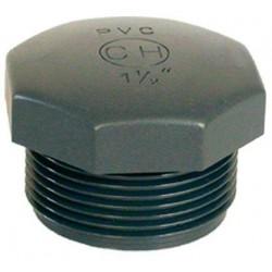 "PVC tvarovka - Zátka 1"" ext."