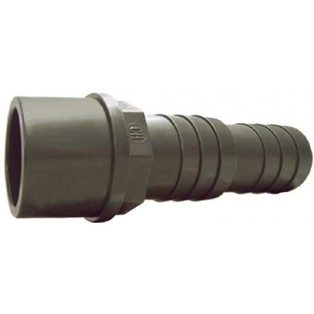 PVC tvarovka - Trn hadicový 32/38 x 50 mm
