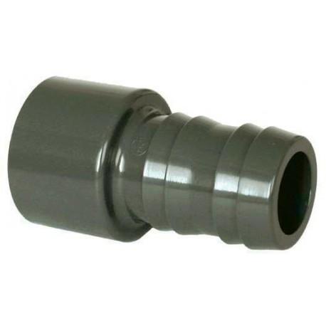 PVC tvarovka - Trn hadicový 50 x 50 mm