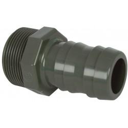 "PVC tvarovka - Trn hadicový 20 x 1/2"""