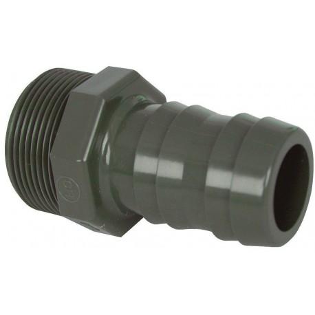 "PVC tvarovka - Trn hadicový 38 x 1 1/2"""