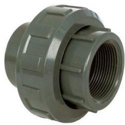 "PVC tvarovka - Šroubení 1 1/2"" int."