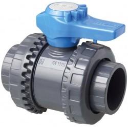 Kulový dvoucestný ventil 63 mm -- Easyfit
