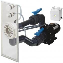 Protiproud VAG-JET pro předvyrobené baz. - 66 m3/h, 230 V, 2,2 kW