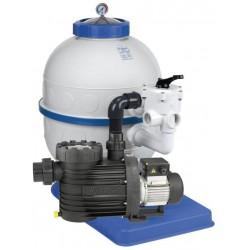 Filtrační zařízení - Granada KIT 500, 12 m3/h, 230V, 6-ti cest boč. ventil, čerp. Bettar Top 12