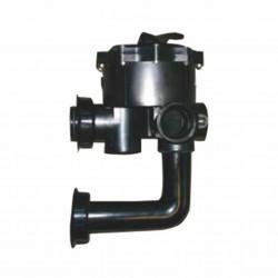 """SIDE -- 6-ti cestný ventil -- III vývody 2 1/2"""""""