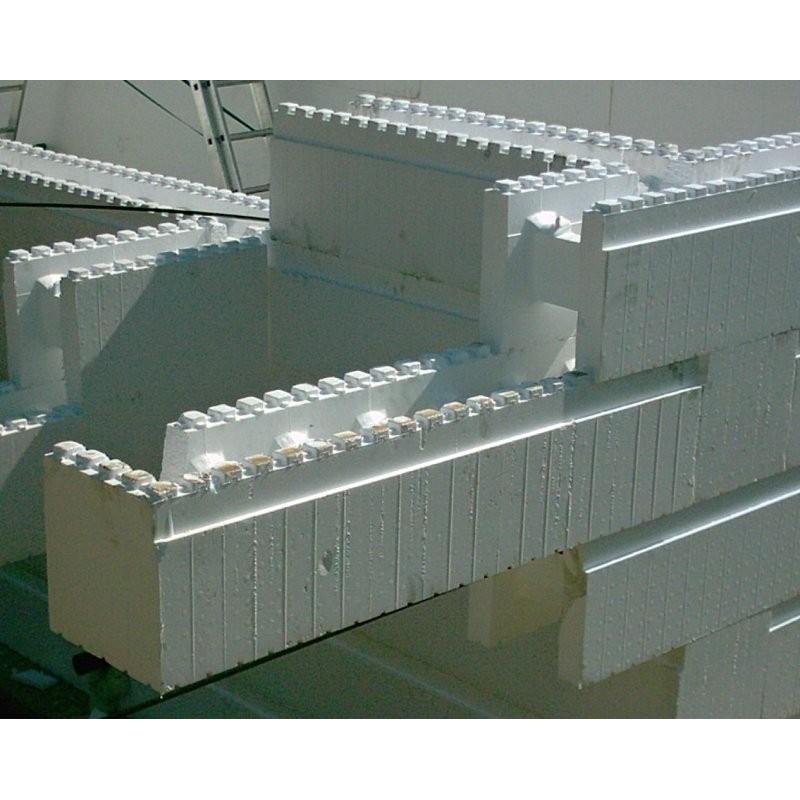Thermomur Polystyrenová tvárnice 1200x250x250mm - průchozí