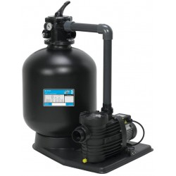 Filtrační zařízení - AZUR Clear Pro KIT 380 s čerpadlem Bettar TOP, 6 m3/h, 230 V