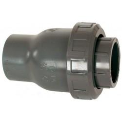Tvarovka - Kuželový zpětný ventil 40 mm
