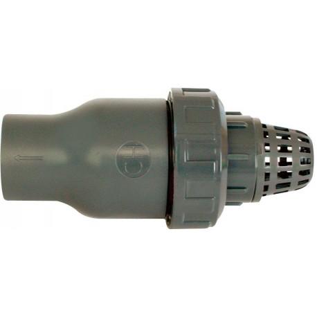 Tvarovka - Kuželový zpětný ventil 90 mm se sacím košem