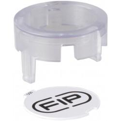 Průhledné víčko pro ventil Easyfit ⌀ 32 mm