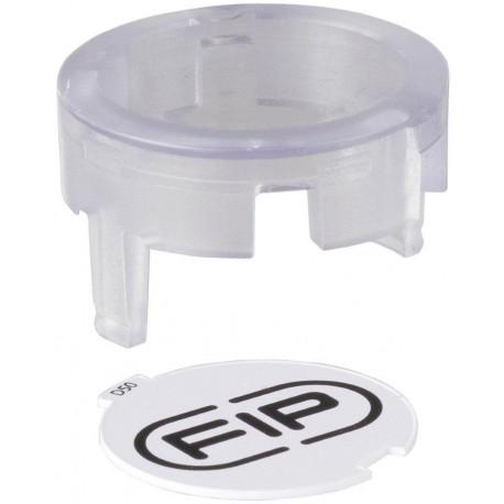 Průhledné víčko pro ventil Easyfit ⌀ 50 mm