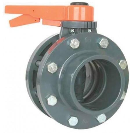 Uzavírací klapka s přírubou 315 mm
