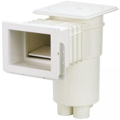 Skimmer VA, sání 215 mm x 160 mm, pro fólie, s mosaznými zástřiky