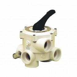 """Ventil SIDE – 6-ti cestný ventil – III vývody 11/2"""" (Praher)"""