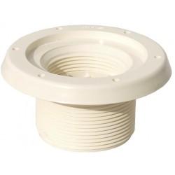"""Vtoková tryska plast - základní prvek R 2"""" 50x40mm ABS, pro přírub. sadu, (fólie)"""