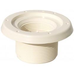 """Vtoková tryska plast příslušenství - Základní prvek R 2"""" x 1,5 ABS, pro přírub. sadu (fólie)"""