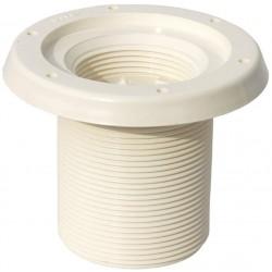 """Vtoková tryska plast - Základní prvek R 2"""" 1,5""""x70MM ABS, pro přírub. sadu (fólie)"""