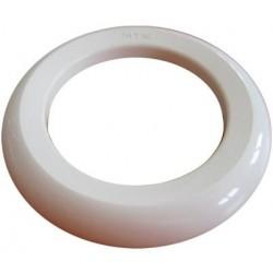 Vtoková tryska plast příslušenství - Krycí rámeček pro přírubovou sadu (bílý)