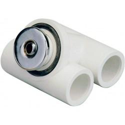 Hydromasážní tryska - Mikrotryska ABS (chrom), ⌀ otvoru 12 mm