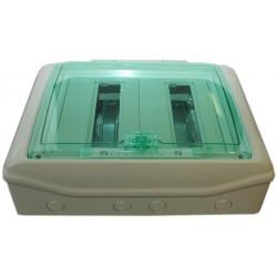 Rozvaděč 24-modulový (plastový)