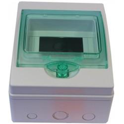 Rozvaděč 6-modulový (plastový)
