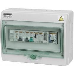 Automatické ovládání pro filtraci/protiproud - F1P3
