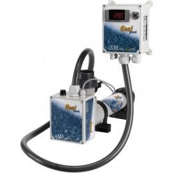Topení - Heat Pool 6kW, 230/400V, Titan, el.průt.spínač,dig.termostat