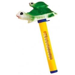 Teploměr plovoucí se zvířátky – želva