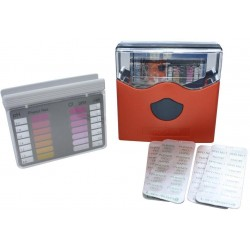 "Tester DPD ""N"" -- Cl/pH -- metoda pomocí tablet,lovibond,barva: oranžová"