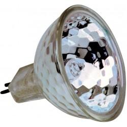Halogenová lampa HRFG 20 W/12 V – s čelním sklem 50 mm