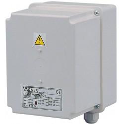 Bezpečnostní transformátor 300 W, 230 V/12 V