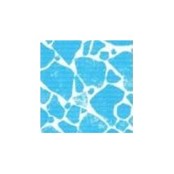 Fólie pro vyvařování bazénů - DLW NGD - bluestone, 2m šíře, 1,5 mm, metráž