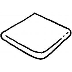 Dlažba Ardoise – vybíhající díl, ext., 1 kus