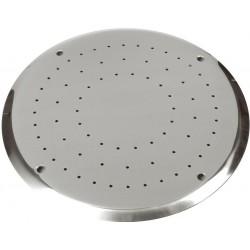 Nerezový kryt vzduchové masáže ⌀ 354 mm