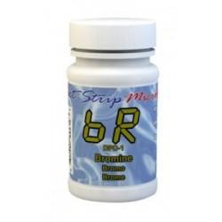 Testovací proužky pro tester eXact iDip - Bróm (BR)
