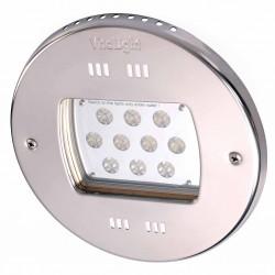 Silné LED světlo, 30 LED -- 10 300 lm, 24 V, barevné -- RGB