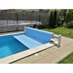 Elektrické navíjení plovoucích lamel bazénu Silent & Easy do 2,5m