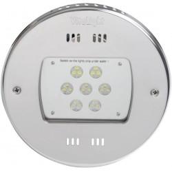 Silné LED světlo, 21 LED -- 9 950 lm, 24 V, barva bílá