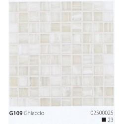Skleněná mozaika 2x2cm G109 Ghiaccio