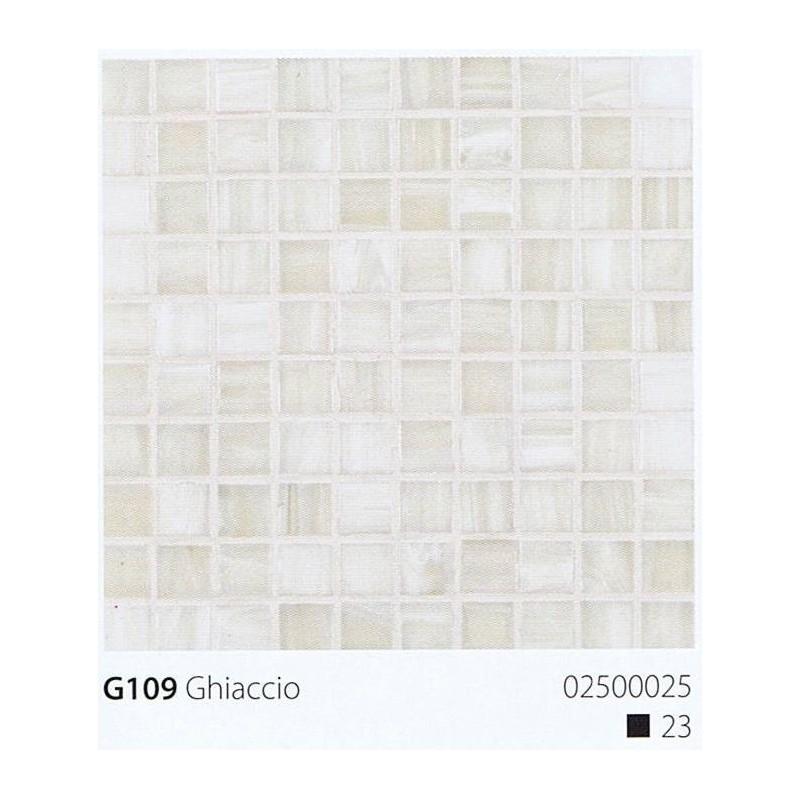 VITREX Skleněná mozaika 2x2cm G109 Ghiaccio