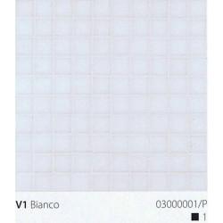 Skleněná mozaika 2x2cm V1 Bianco
