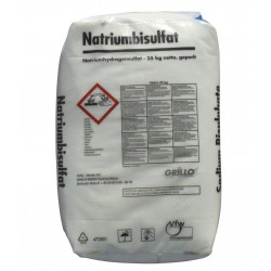 pH- Mínus granulát - 25 kg