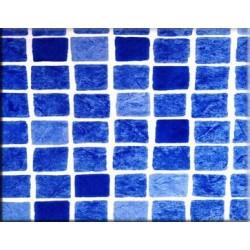 Fólie pro vyvařování bazénů - ALKORPLAN 3K Protiskluz - Persia Blue, 1,65m šíře, 1,5mm, metráž