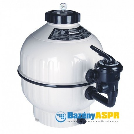 filtrační nádoba Cantabric 500 mm 9 m3/h boční